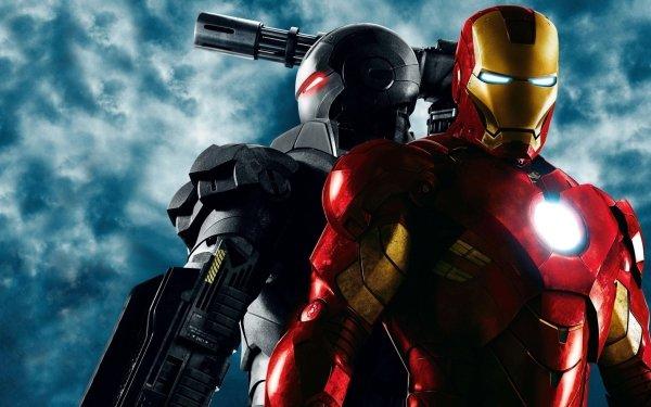 Movie Iron Man 2 Iron Man HD Wallpaper   Background Image