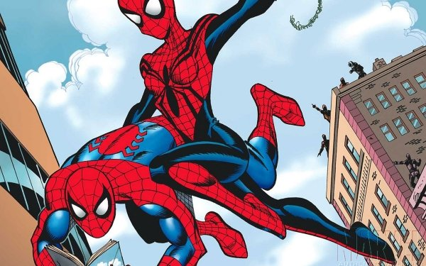 Comics the amazing spider-Girl Spider-Girl Spider-Man HD Wallpaper | Background Image