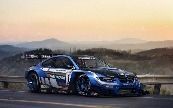 Sports Racing Car BMW HD Wallpaper   Background Image