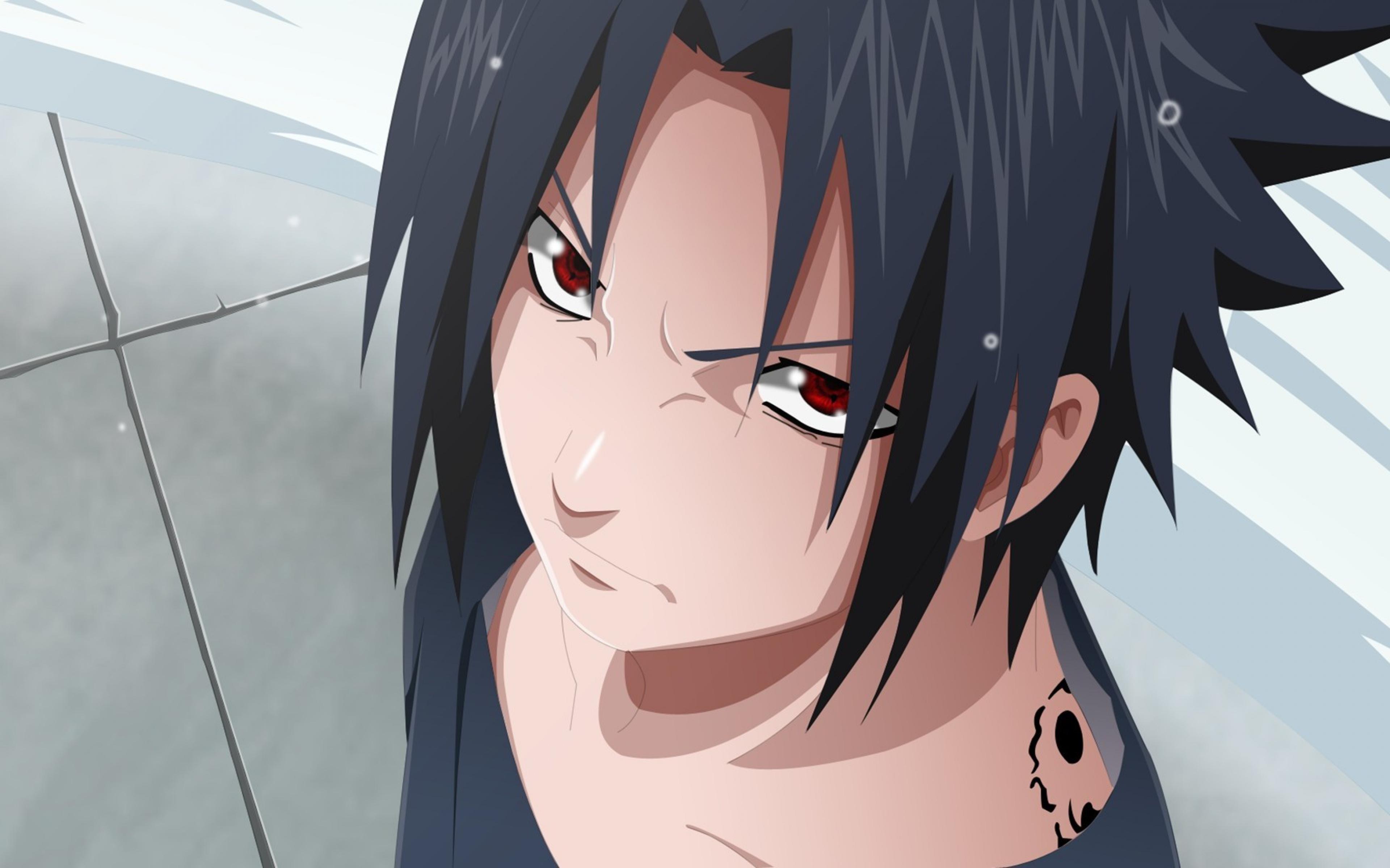 Sasuke Uchiha 4k Ultra Hd Wallpaper Background Image