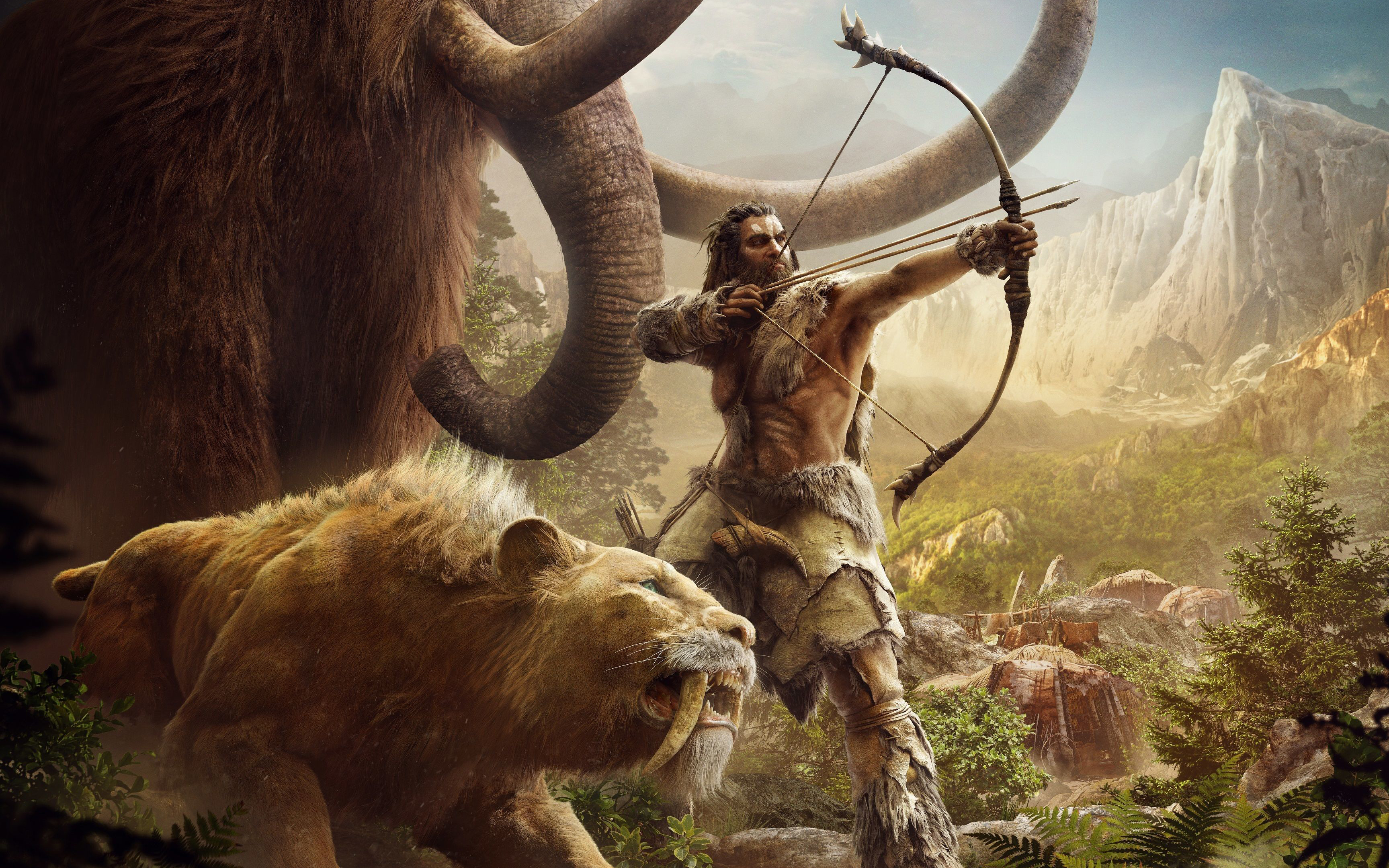 Far Cry Primal HD Wallpapers Backgrounds Wallpaper