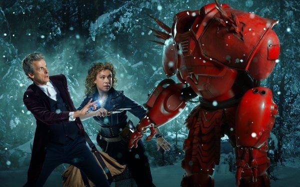 Séries TV Doctor Who The Doctor Science Fiction Snow Fond d'écran HD | Image
