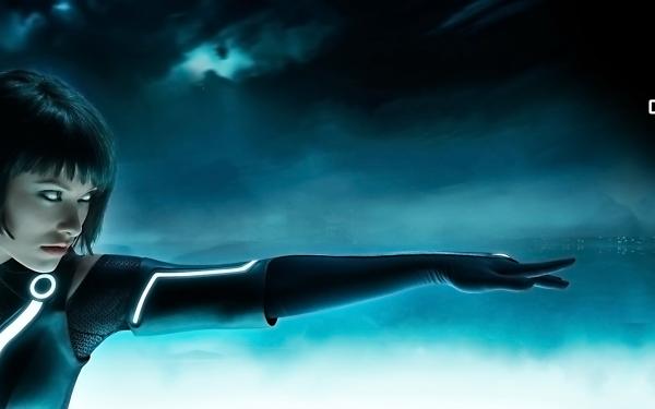 Movie TRON: Legacy Tron Olivia Wilde HD Wallpaper   Background Image