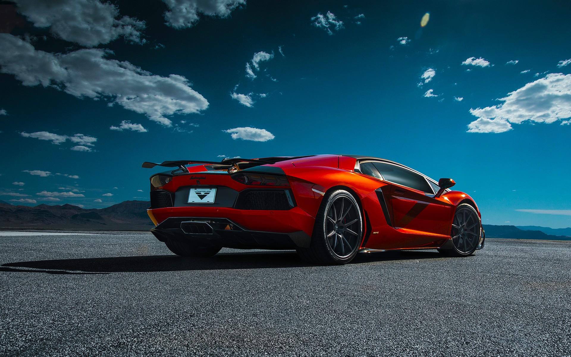 Fondos De Vehiculos: Lamborghini Aventador Fondos De Pantalla, Fondos De