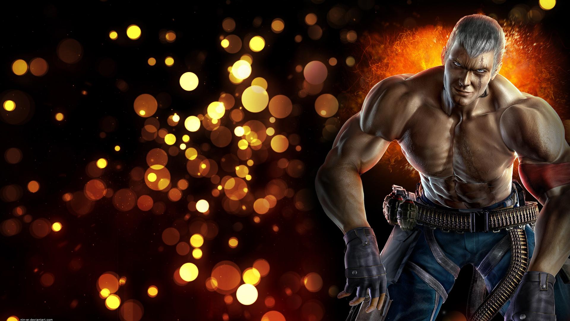 Tekken 6 Hd Wallpaper Background Image 1920x1080 Id 668157