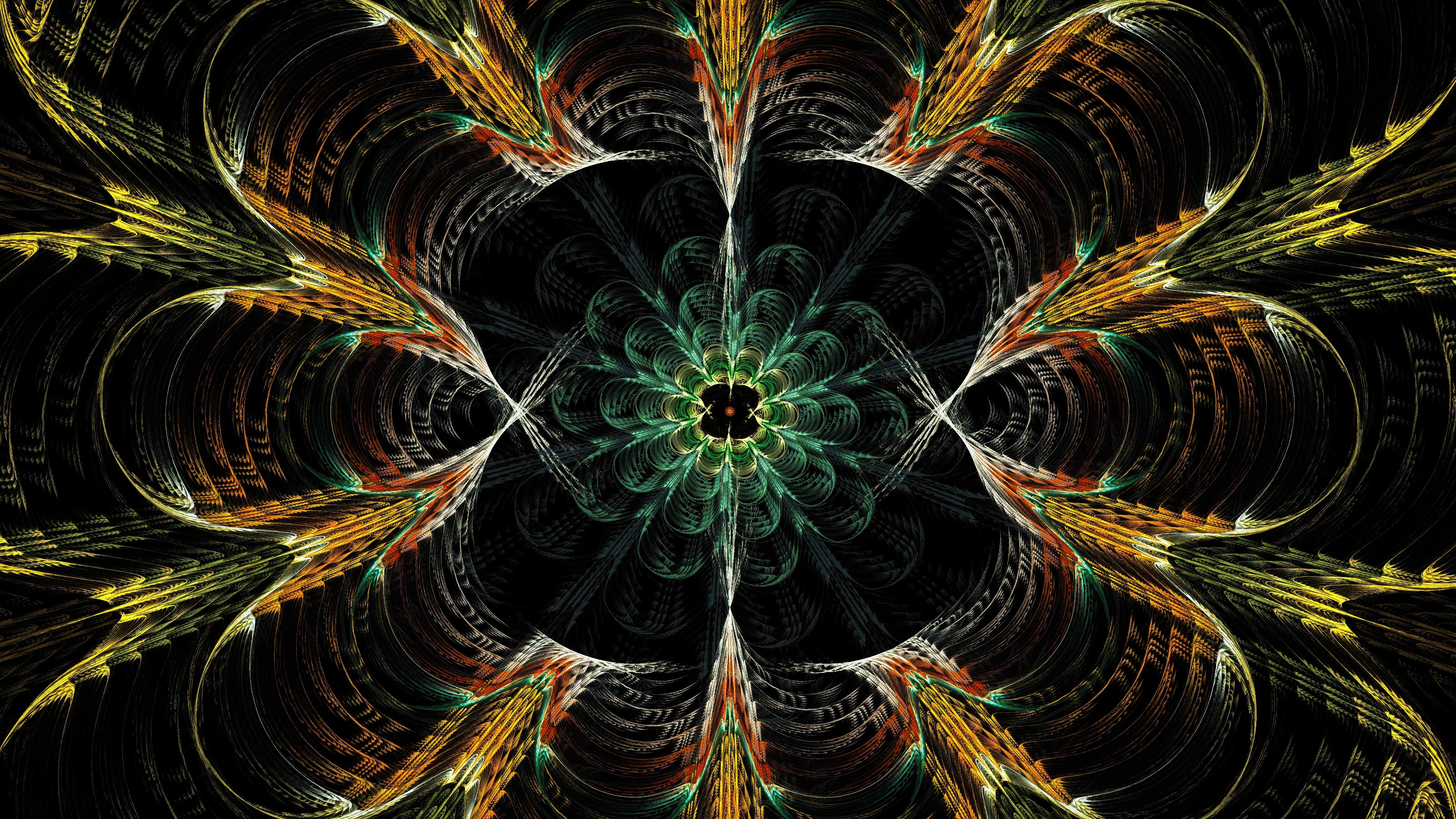 Raw fractals full hd wallpaper and background image - 3200x1800 wallpaper ...