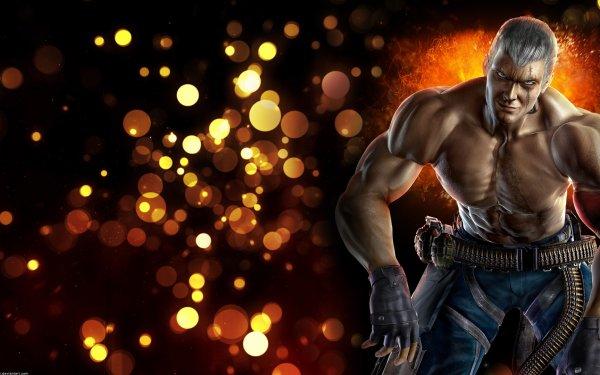Video Game Tekken 6 Tekken Bryan Fury HD Wallpaper | Background Image