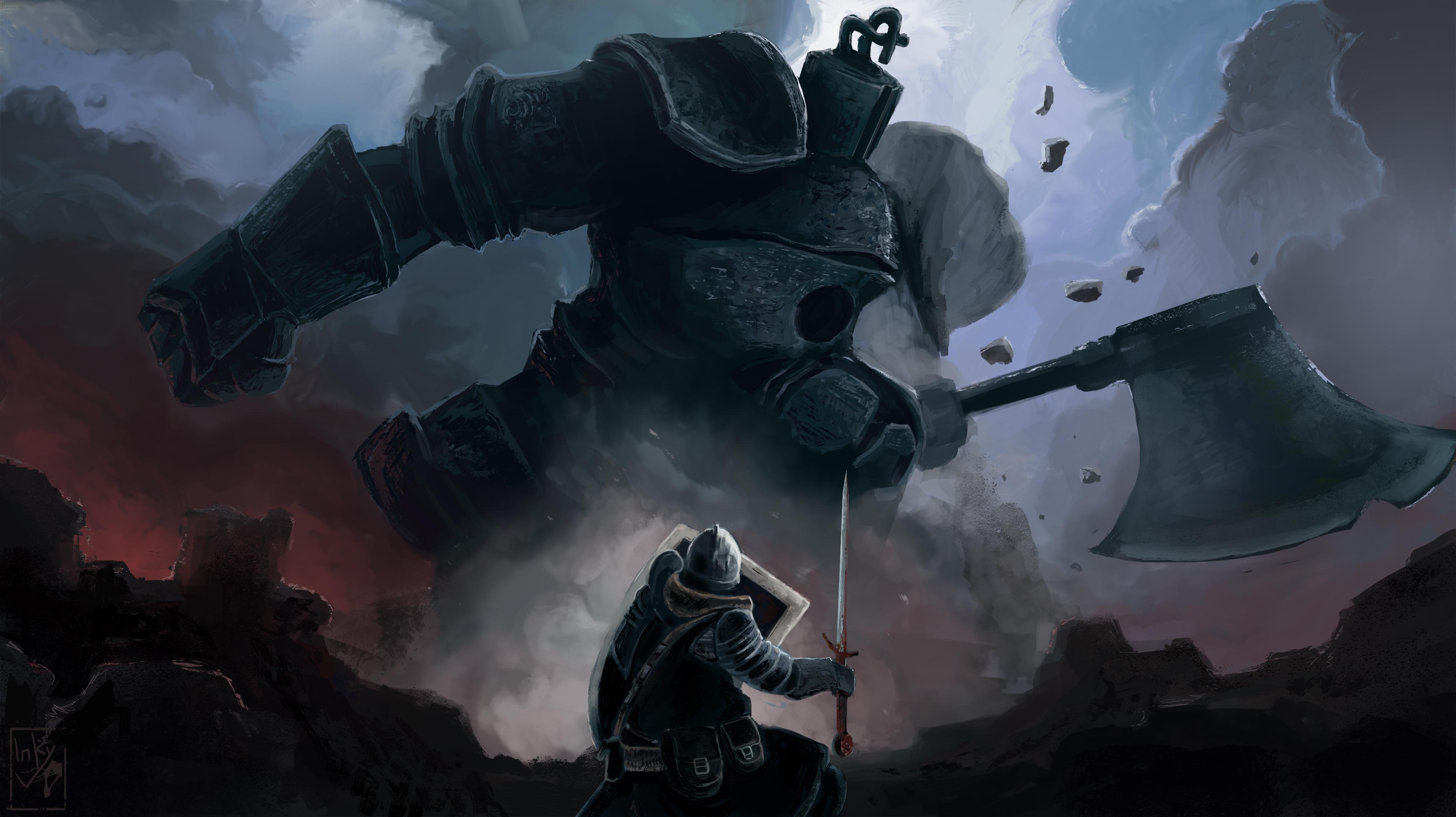 205 Dark Souls III HD Wallpapers | Backgrounds - Wallpaper Abyss