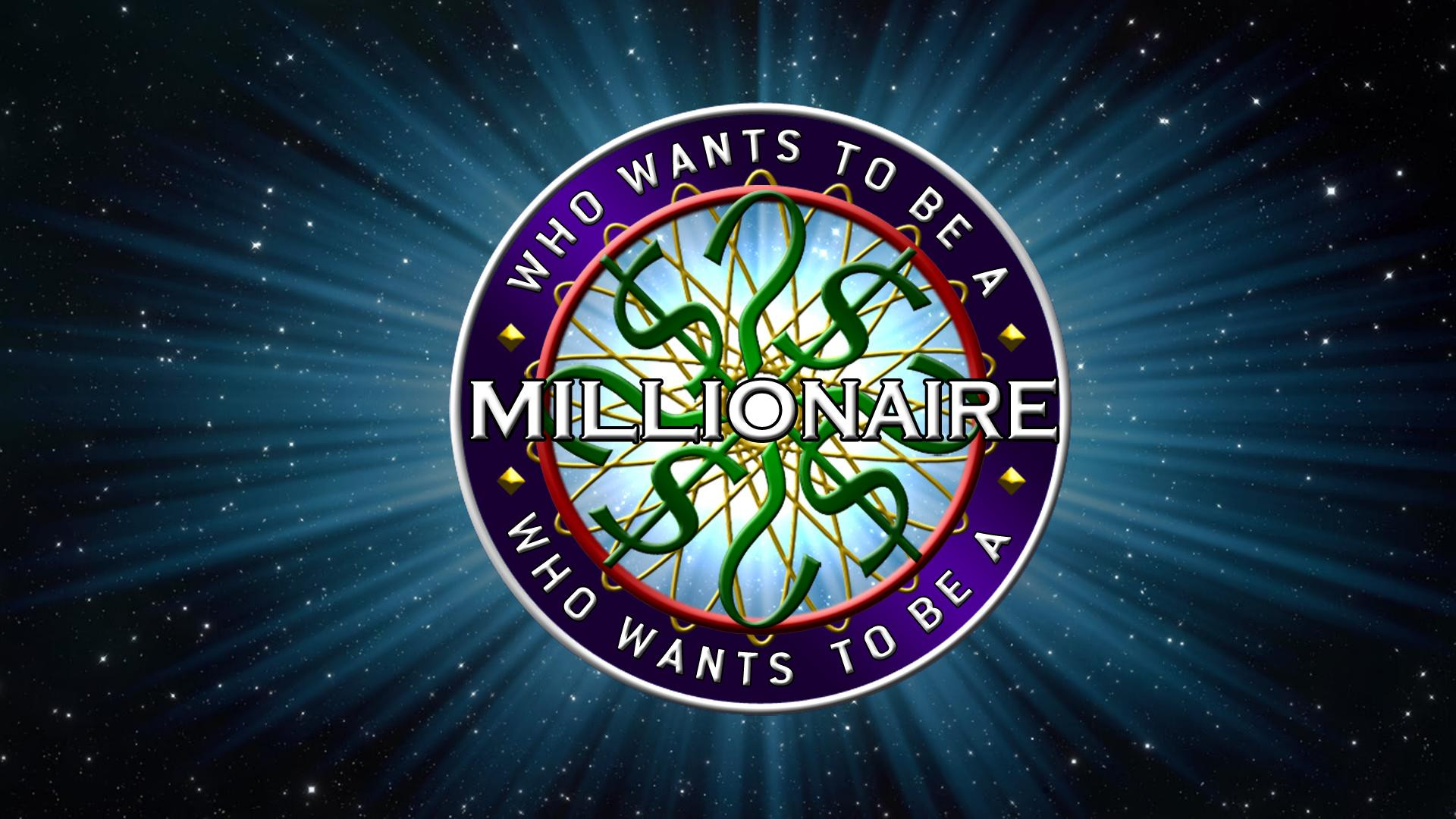 1 who wants to be a millionaire hd wallpapers for Who want to be a millionaire game template