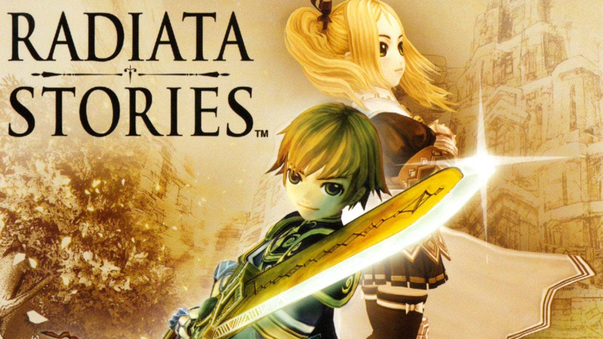Radiata Stories HD Wallpaper