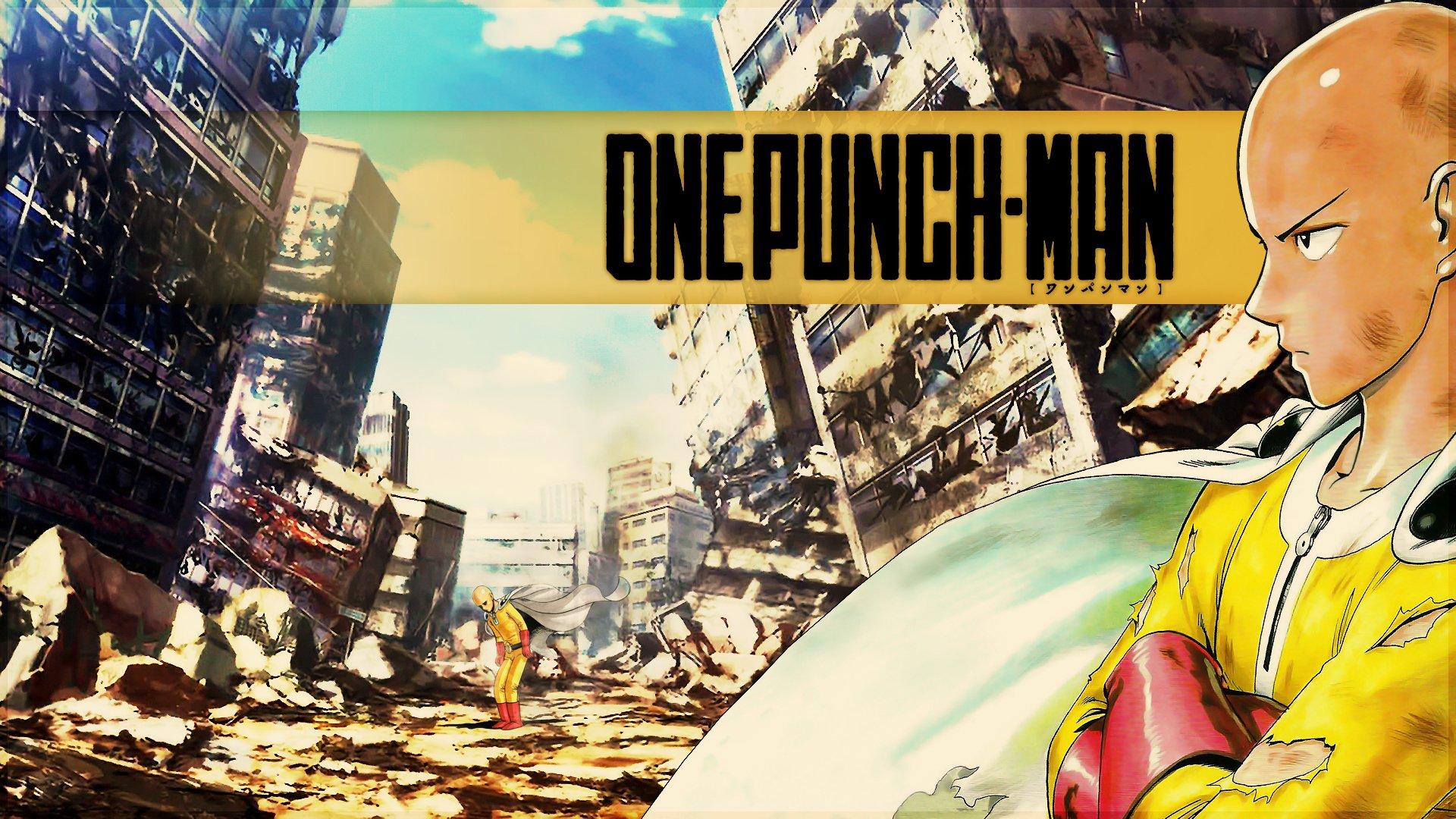 Hd wallpaper one punch man - Lord Boros One Punch Man Saitama Hd Wallpaper Background Id 670107