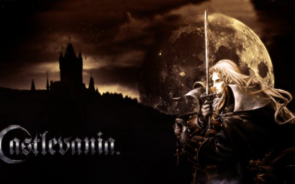 Video Game Castlevania: Symphony of the Night Castlevania HD Wallpaper | Background Image