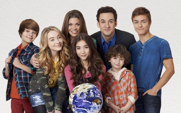TV Show Girl Meets World Cast Disney HD Wallpaper | Background Image