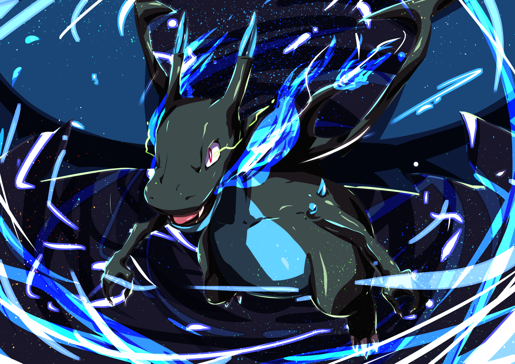 Charizard Wallpaper and Background Image | 1684x1190 | ID ...