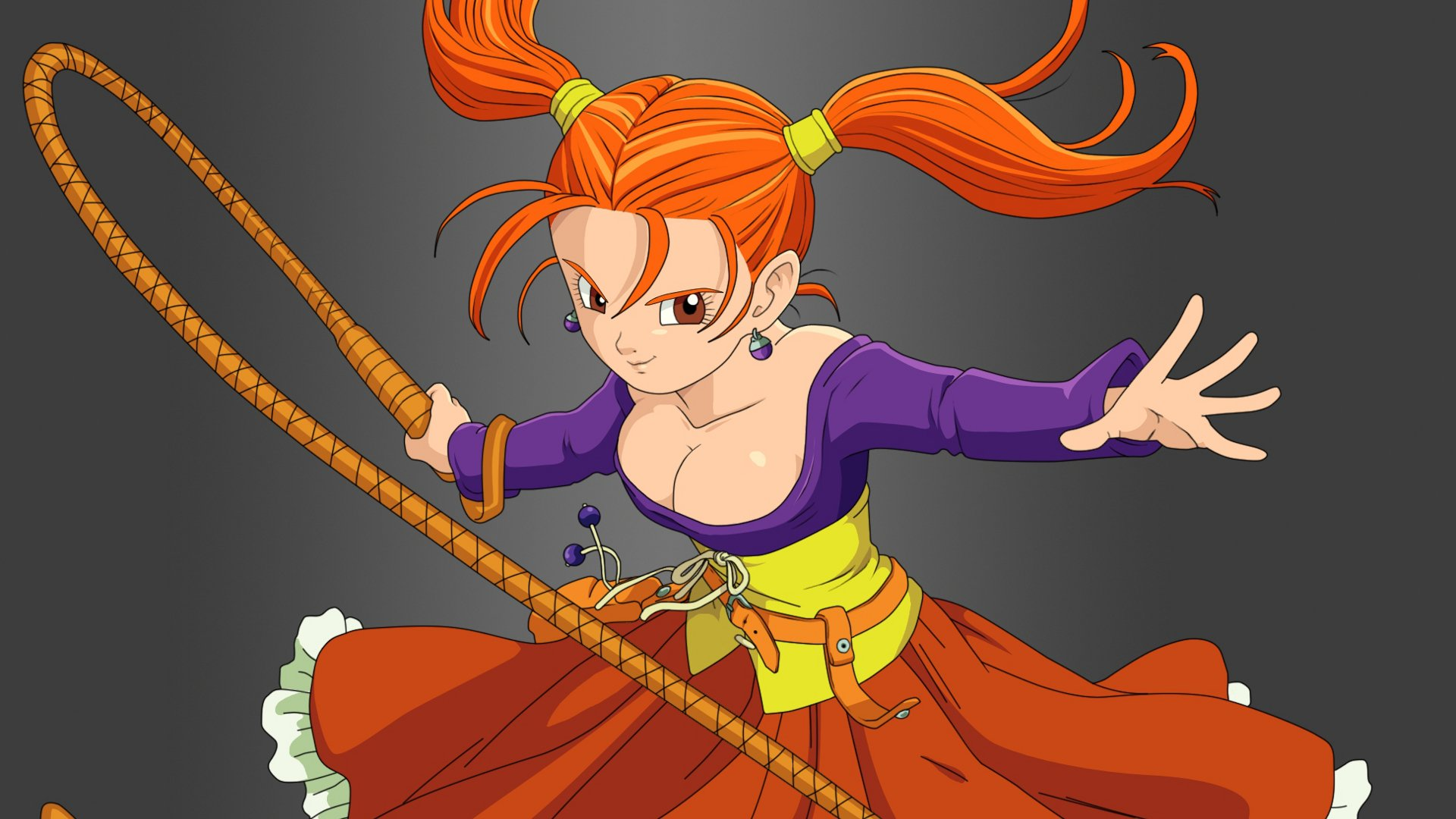 Dragon Quest VIII: Journey of the Cursed King HD Wallpaper ...