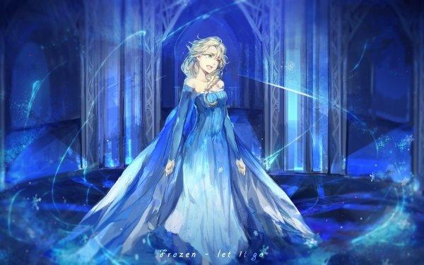 Movie Frozen Elsa HD Wallpaper | Background Image