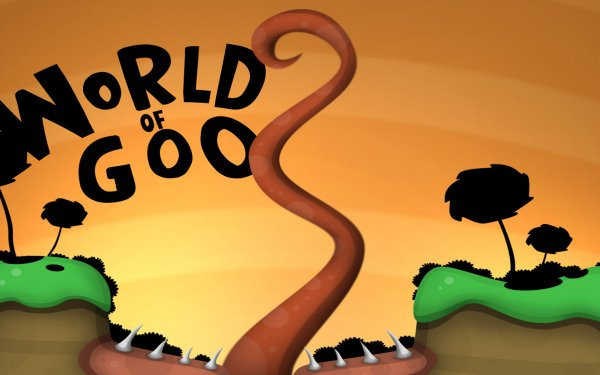 Video Game World of Goo HD Wallpaper   Background Image