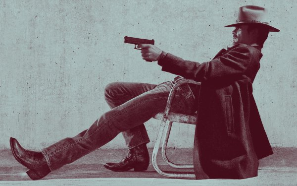 TV Show Justified Timothy Olyphant HD Wallpaper | Background Image