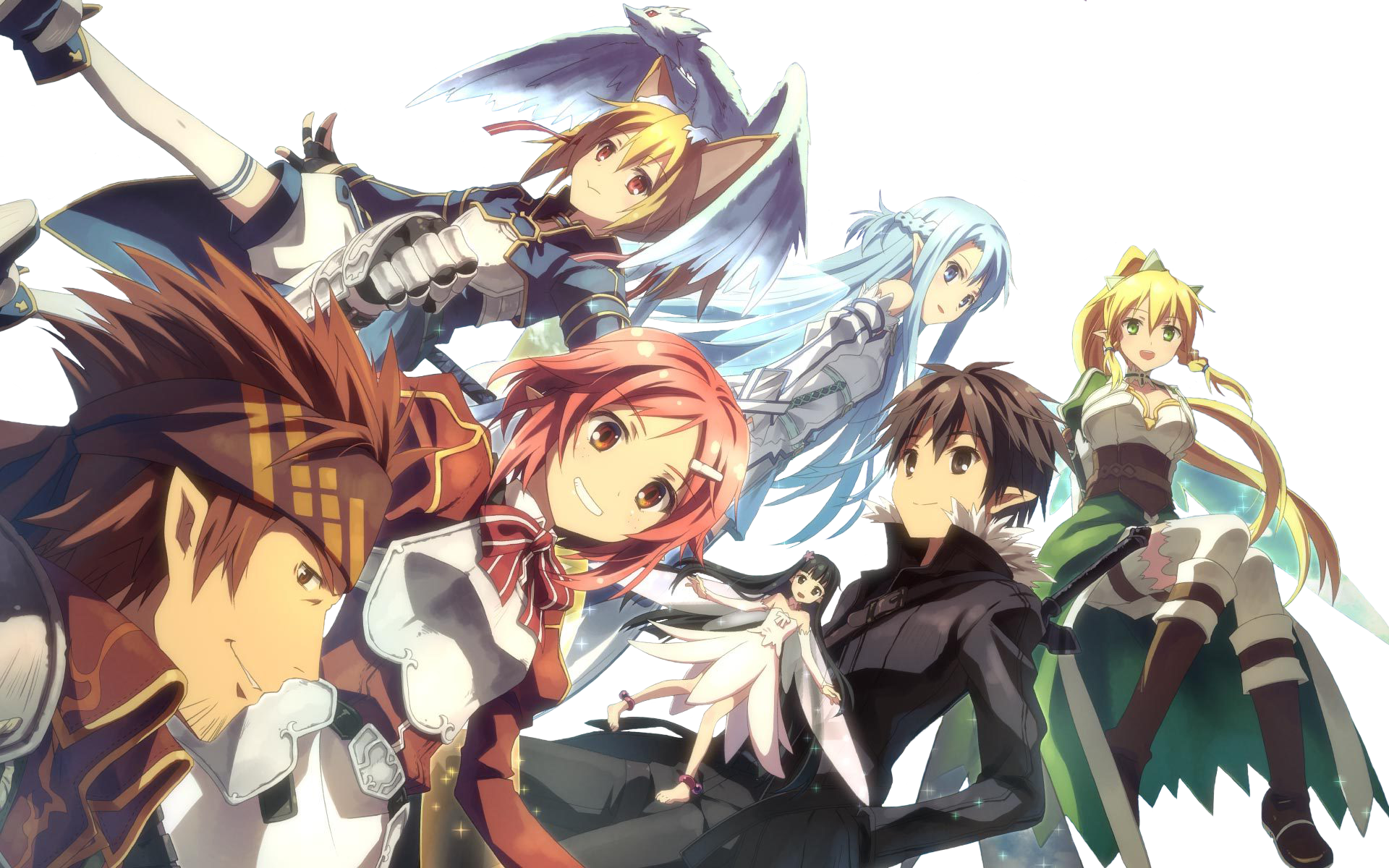 Sword Art Wallpaper wallpaper hd