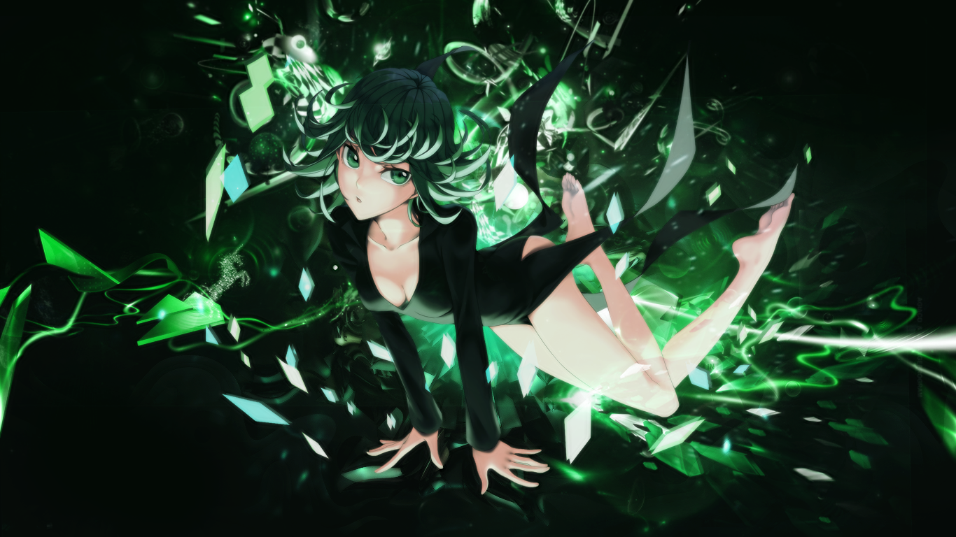 93 Tatsumaki One Punch Man Hd Wallpapers Background Images