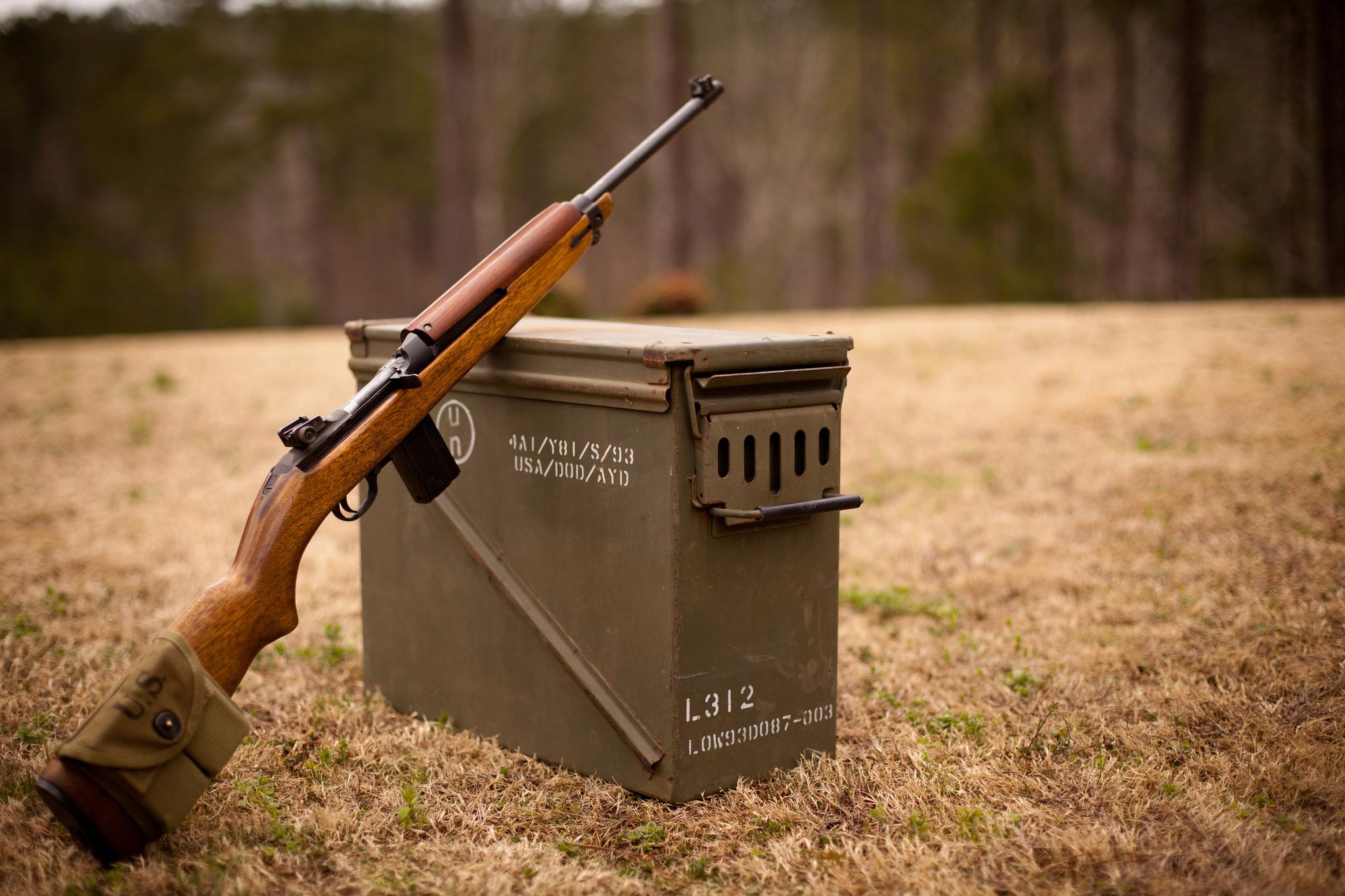 m1 carbine hd wallpaper background image 2048x1365 id 673099