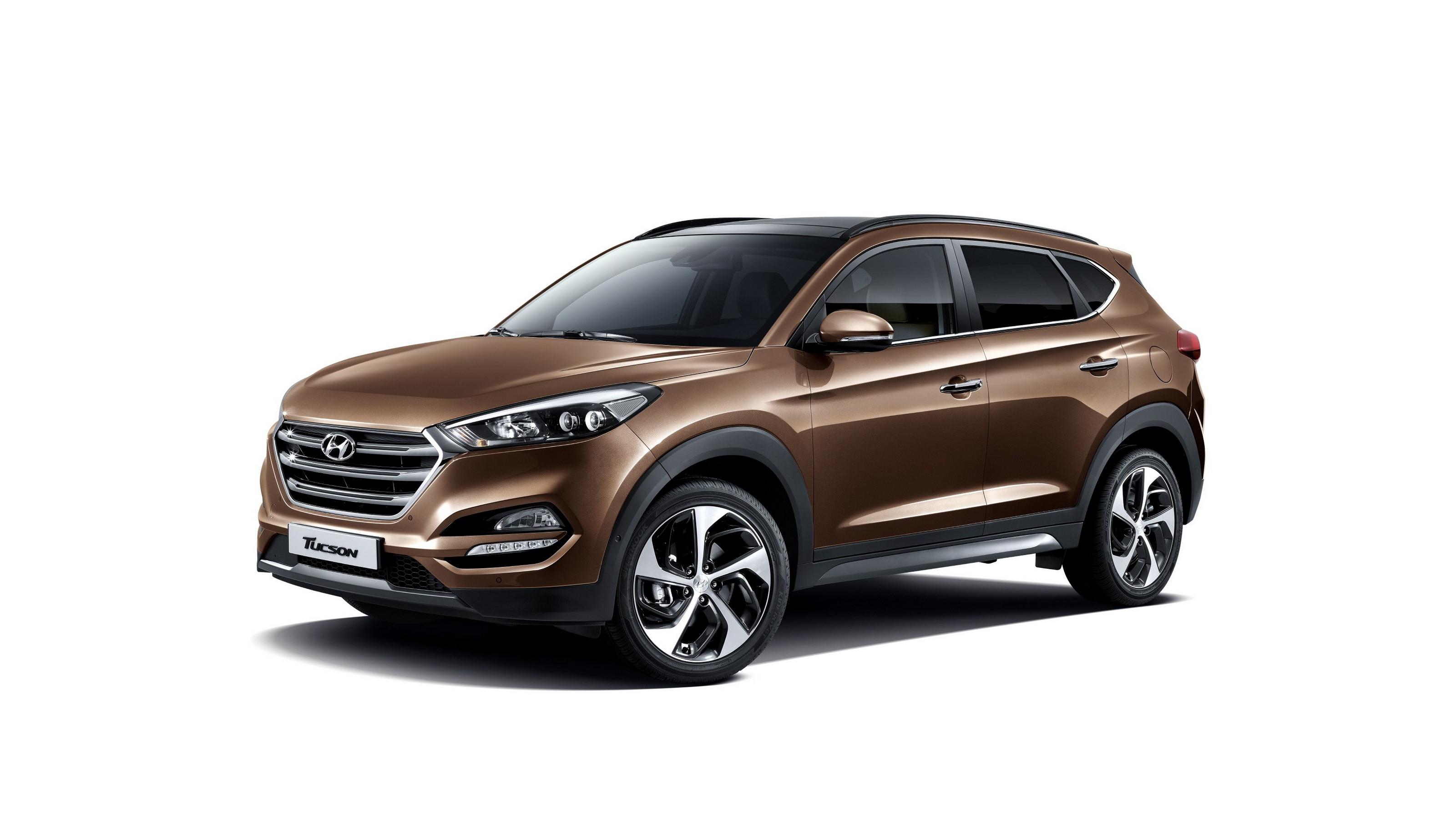 5 Hyundai Tucson HD Wallpapers