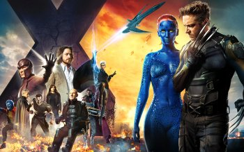 82 X Men Days Of Future Past HD Wallpapers
