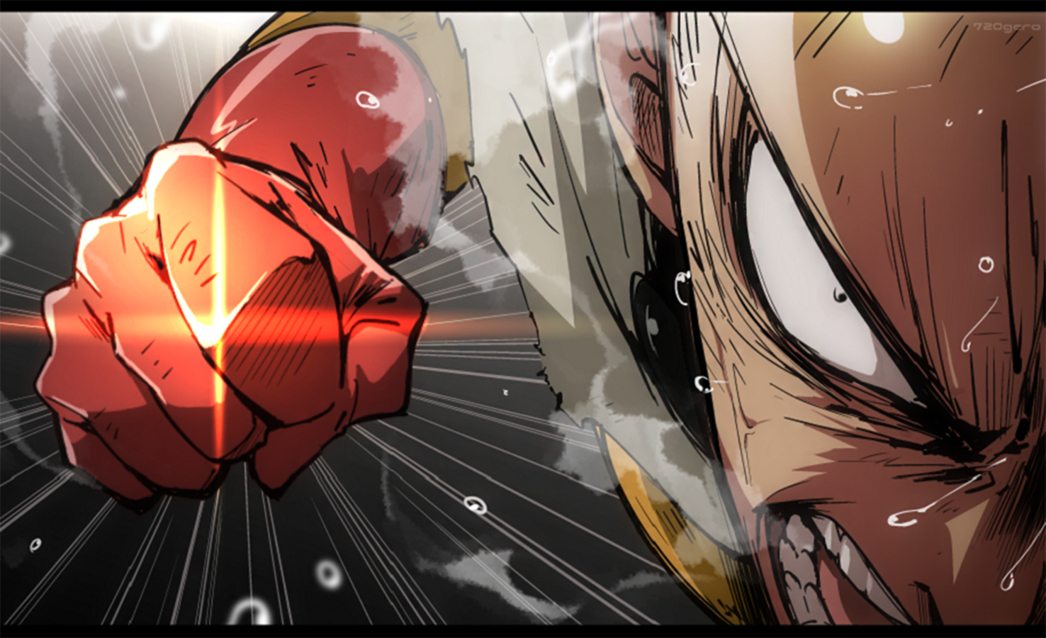 338 One Punch Man HD Wallpapers