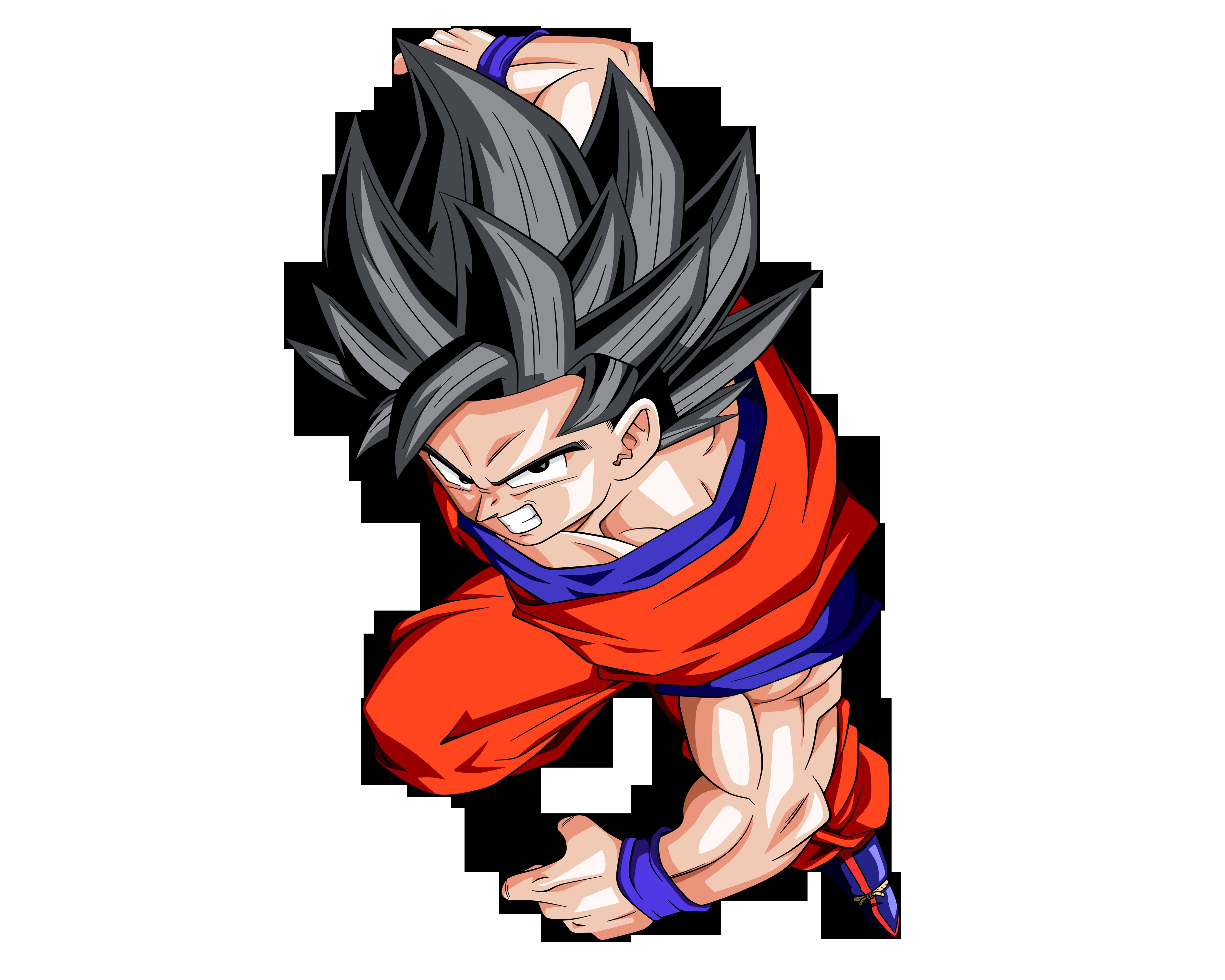 Goku 4k Ultra Hd Papel De Parede And Planos De Fundo