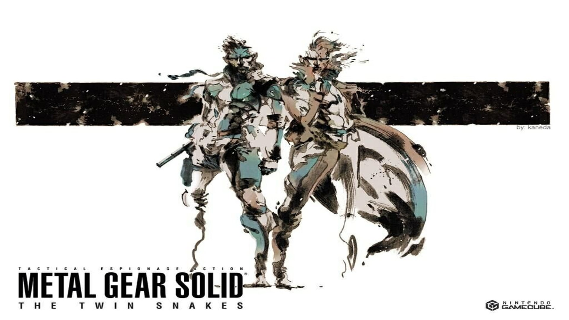 Metal Gear Solid The Twin Snakes Wallpaper Hd Wallpaper