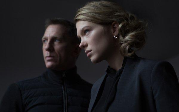 Movie Spectre James Bond Daniel Craig Léa Seydoux Madeleine Swann HD Wallpaper   Background Image
