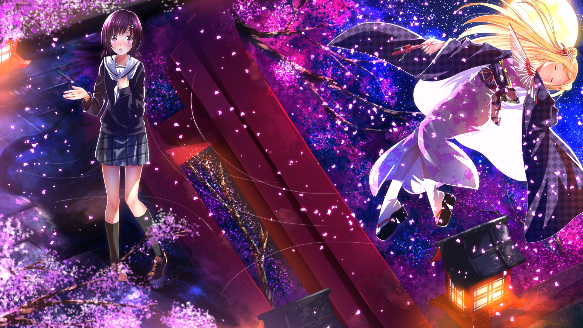 Sketsa Gambar Anime