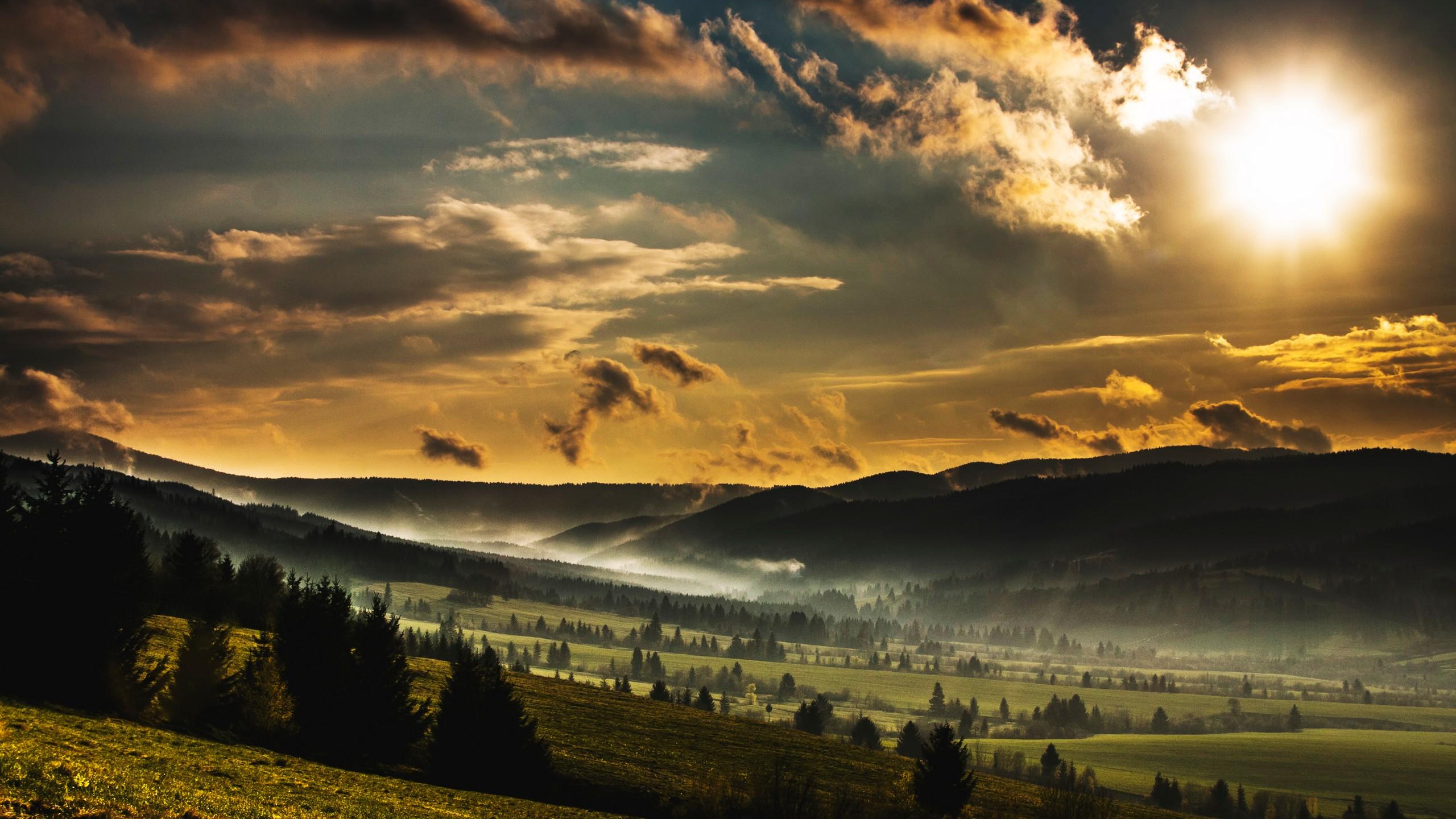 2560x1440 wallpaper landscape - photo #8