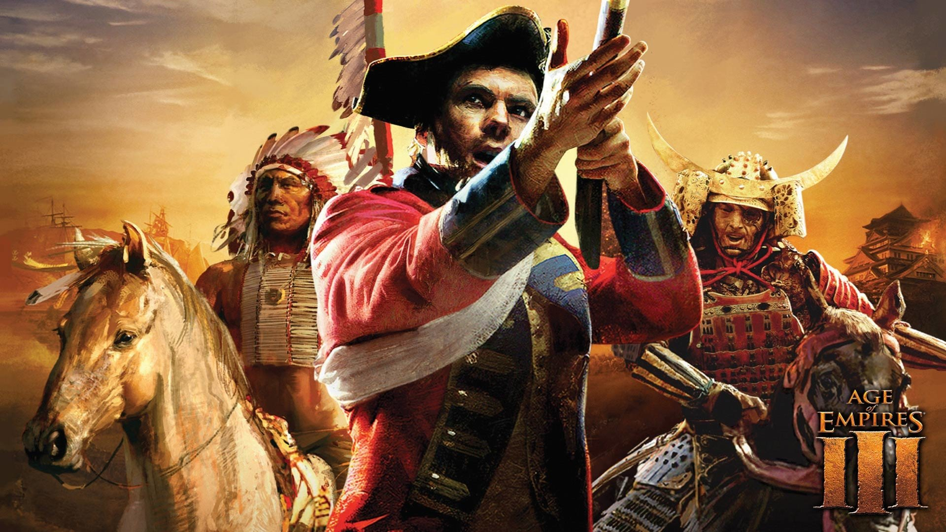 19 Age Of Empires III HD Wallpapers | Background Images