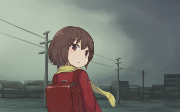 Anime ERASED Kayo Hinazuki Boku Dake Ga Inai Machi Fondo de pantalla HD | Fondo de Escritorio