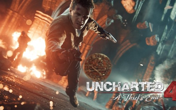 Video Game Uncharted 4: A Thief's End Uncharted Nathan Drake HD Wallpaper | Background Image