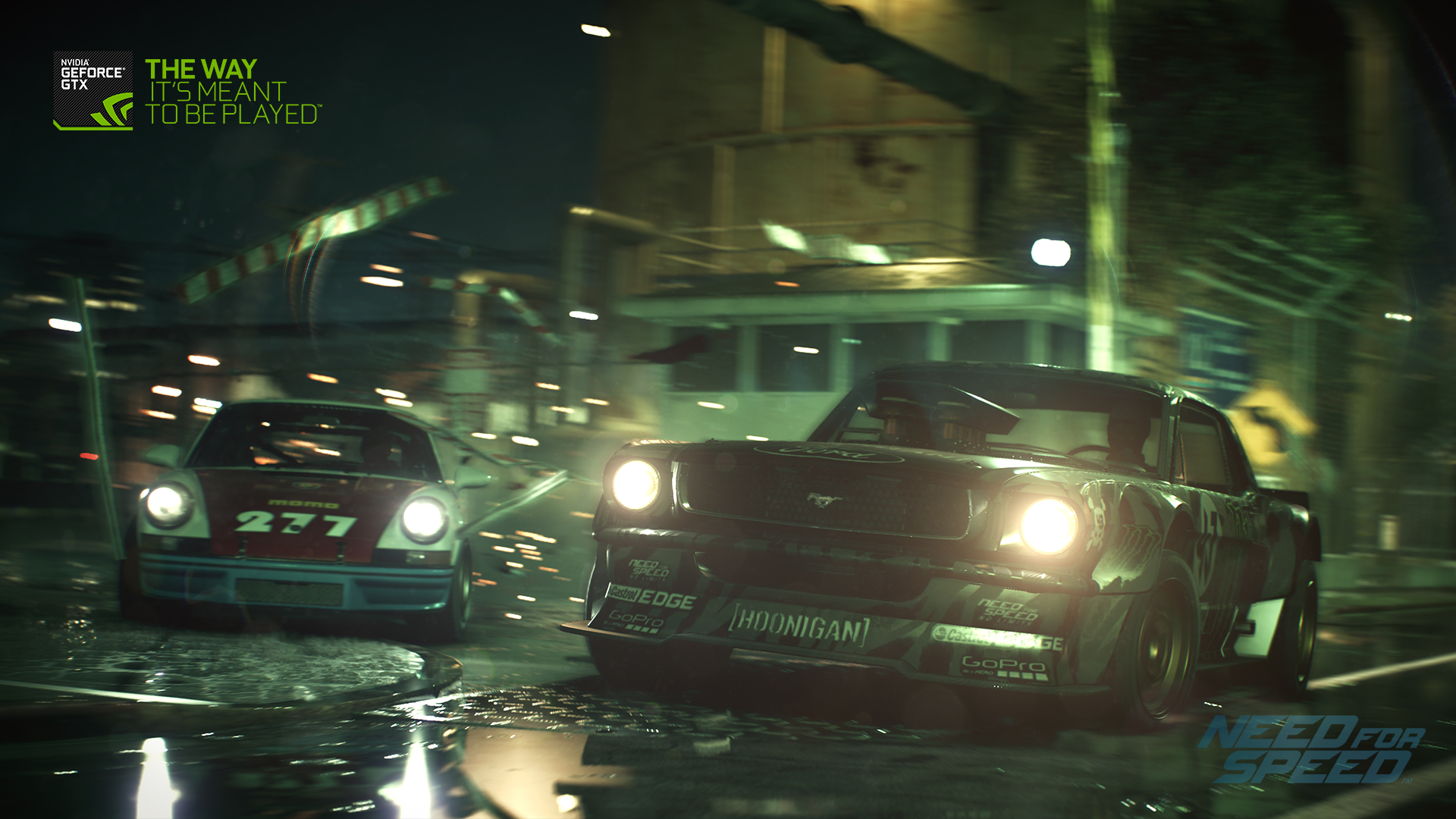Need For Speed Pc Announcement Exclusive Screenshot