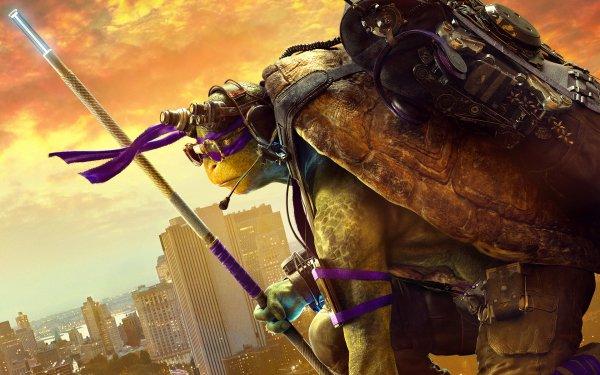 Movie Teenage Mutant Ninja Turtles: Out of the Shadows Teenage Mutant Ninja Turtles Donatello HD Wallpaper   Background Image