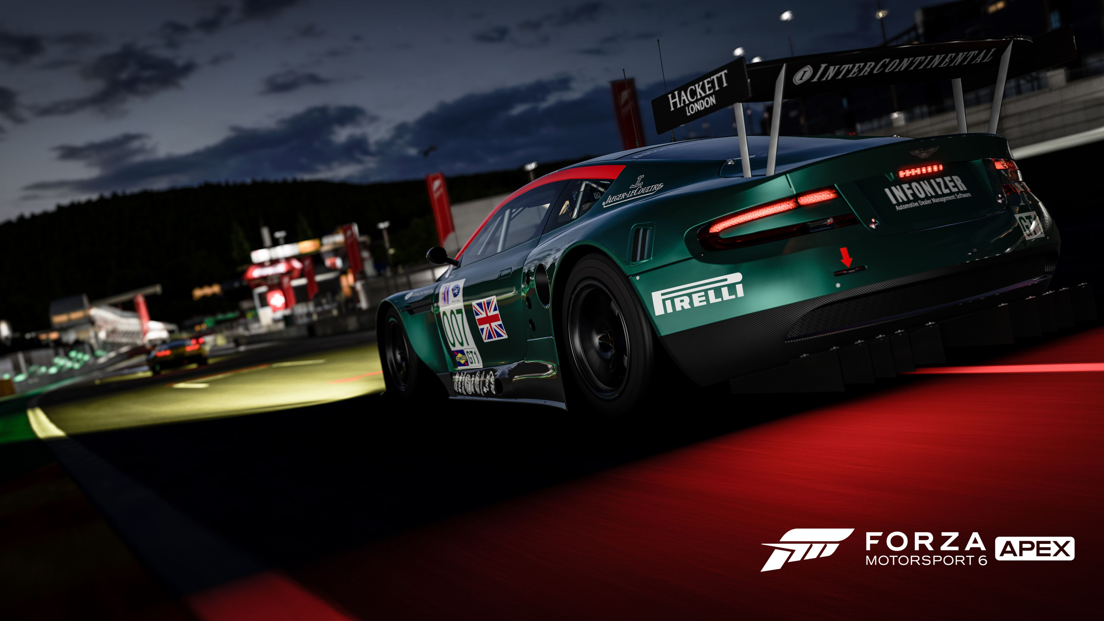 Forza Motorsport 7 Wallpapers Ultra Hd Gaming Backgrounds: 11 Forza Motorsport 6: Apex HD Wallpapers