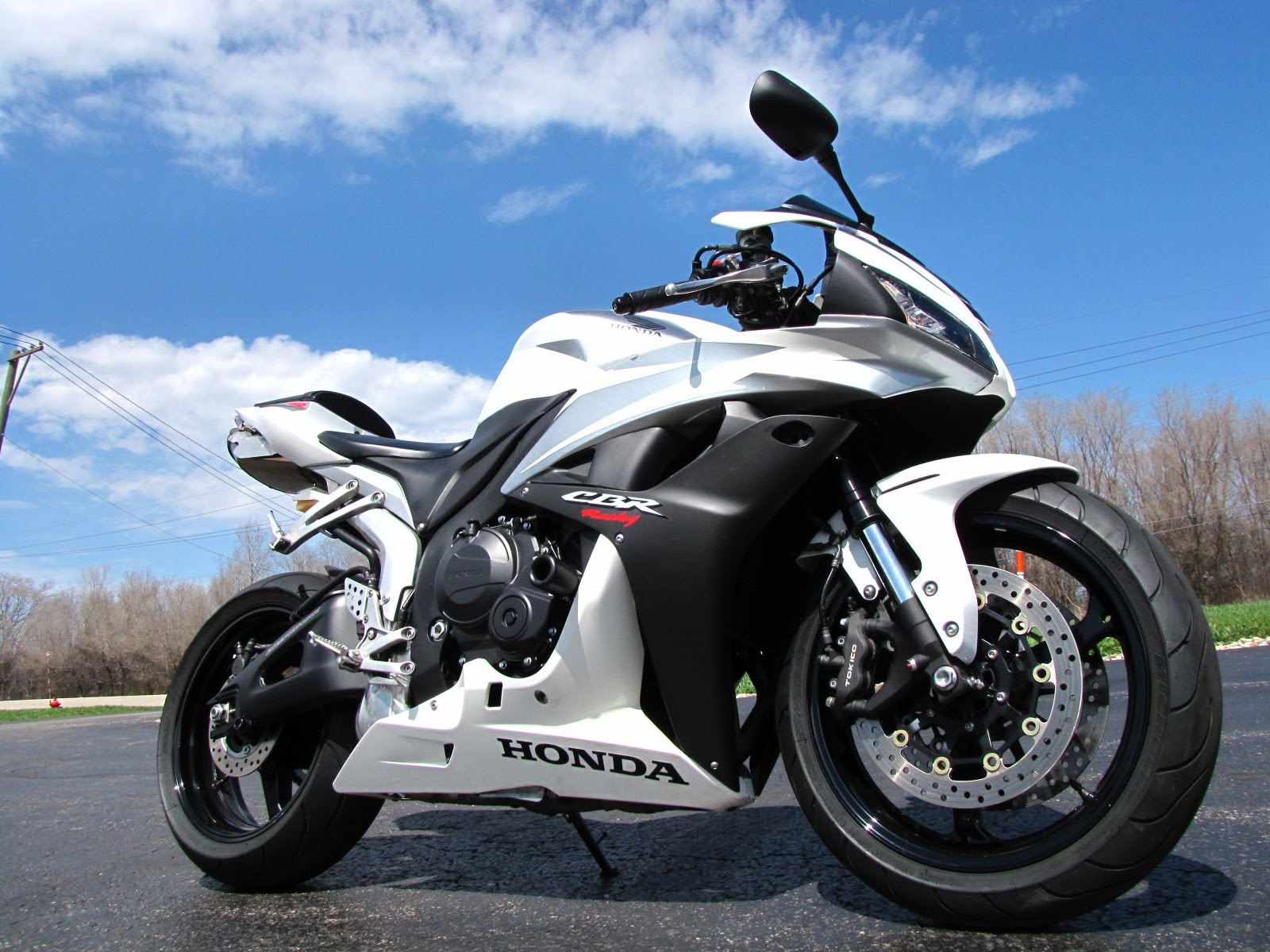 honda cbr600rr wallpaper and background image | 1600x1200 | id