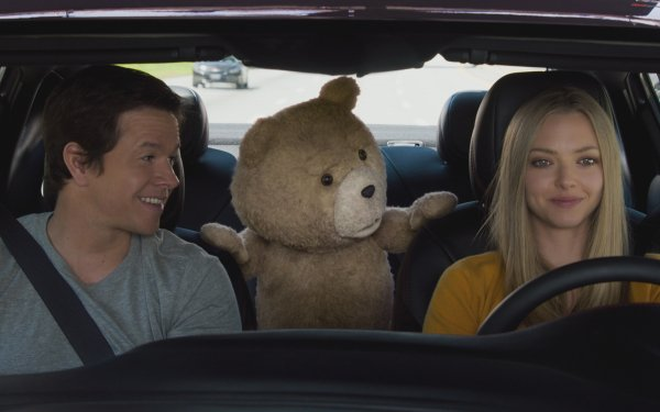 Movie Ted 2 Amanda Seyfried Mark Wahlberg Ted HD Wallpaper   Background Image
