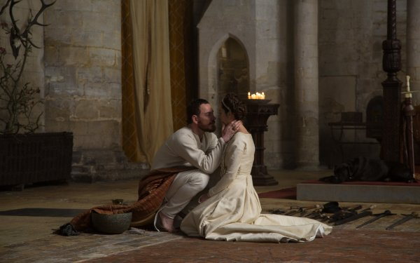 Movie Macbeth Michael Fassbender Lady Macbeth Marion Cotillard HD Wallpaper | Background Image