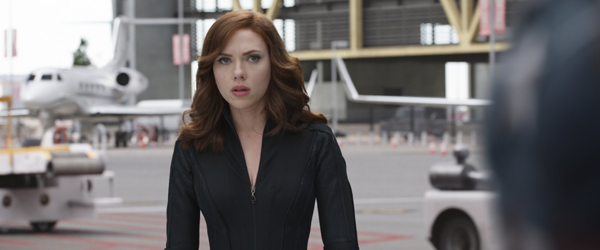 Movie - Captain America: Civil War  Scarlett Johansson Black Widow Natasha Romanoff Wallpaper