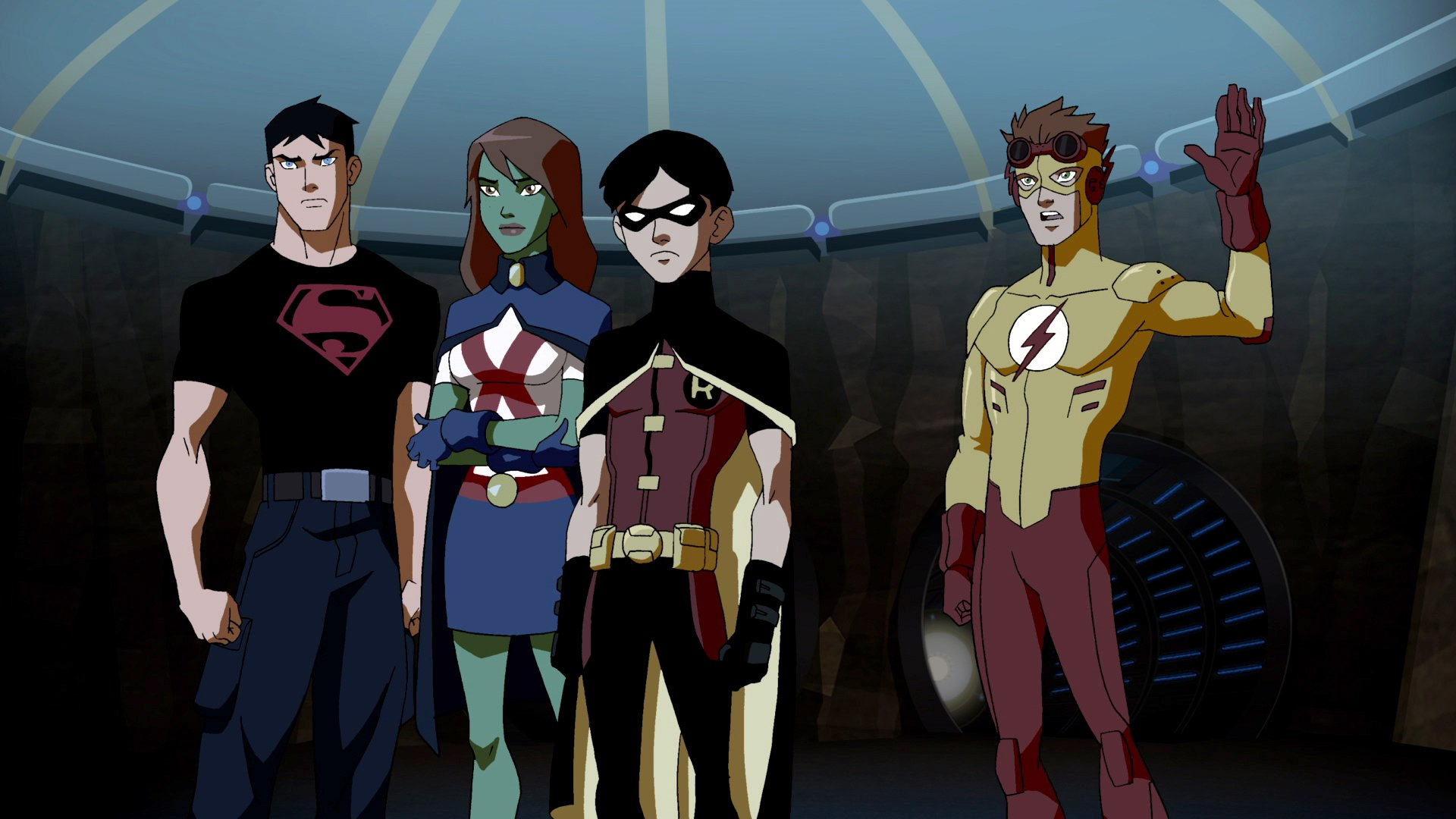 Young Justice Wallpapers ID686823