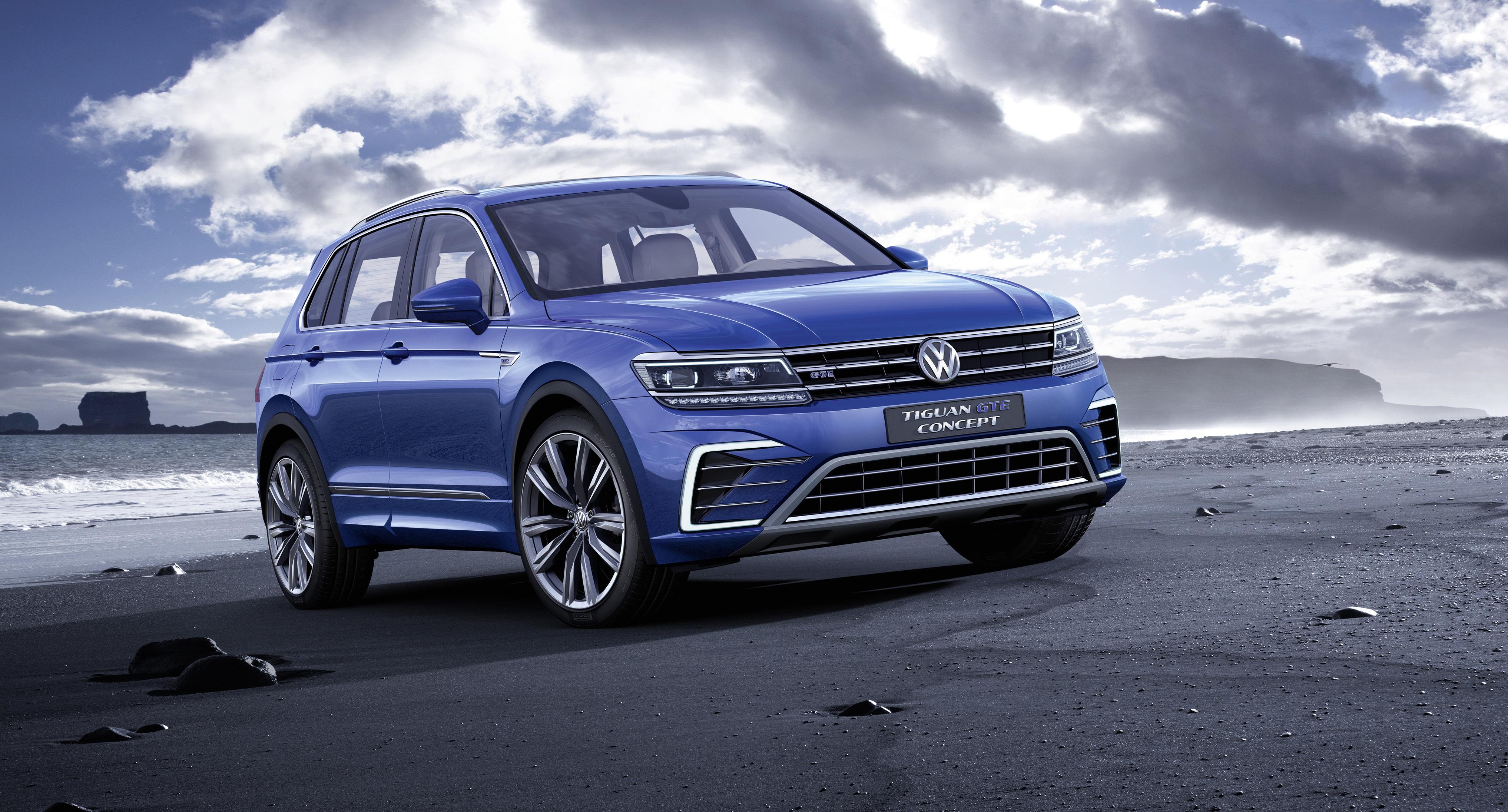 Volkswagen Tiguan 4k Ultra HD Wallpaper and Background Image  4069x2191  ID:687527