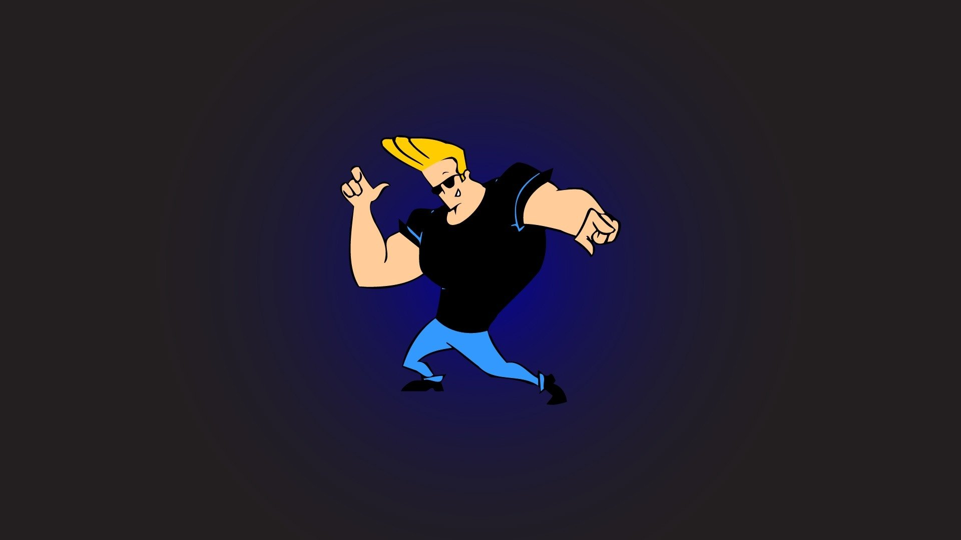 Johnny Bravo Fondo De Pantalla HD