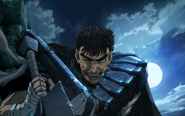Anime Berserk (2016) Guts HD Wallpaper | Background Image