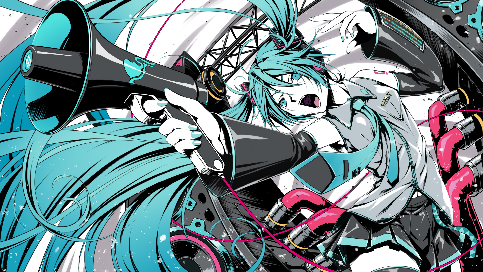 Vocaloid HD Wallpaper | Background Image | 1920x1080 | ID ...