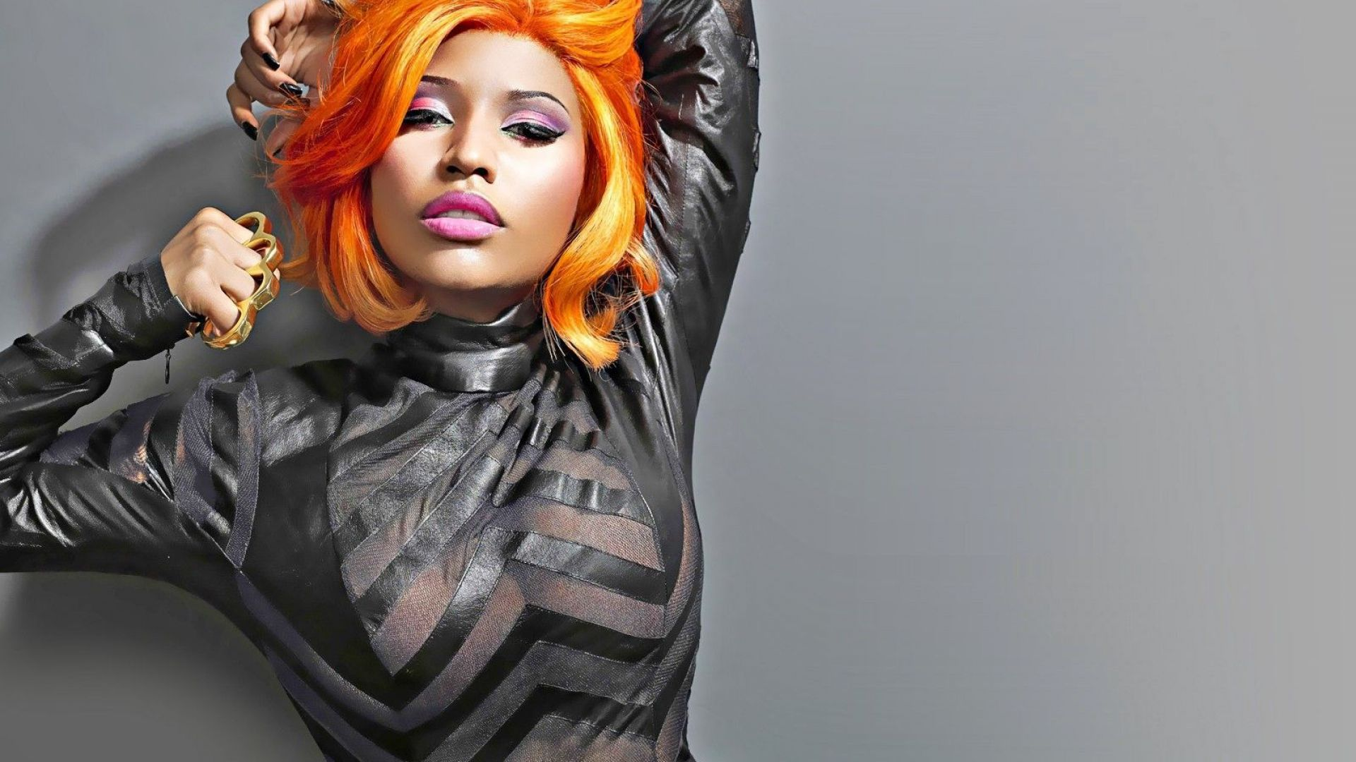 Nicki minaj full hd wallpaper and background image 1920x1080 id music nicki minaj wallpaper voltagebd Image collections