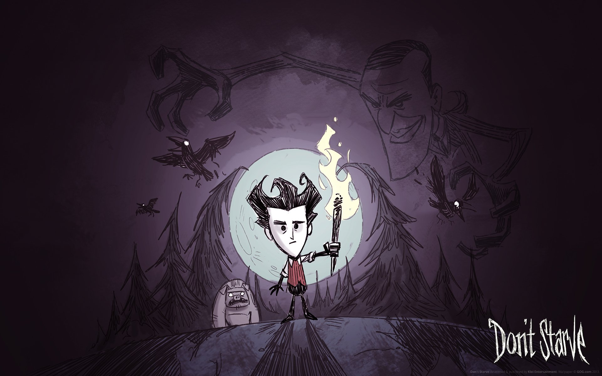 7 Dont Starve Hd Wallpapers Background Images Wallpaper Abyss